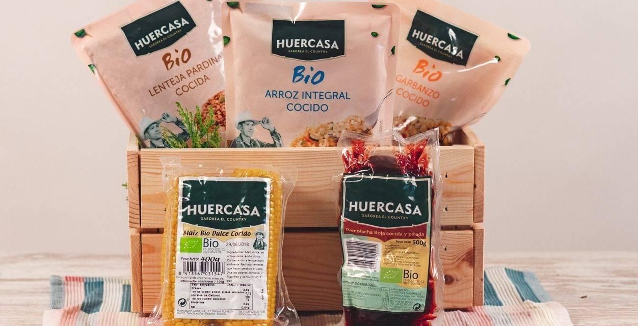 Huercasa trabaja en la reducción del desperdicio alimentario en toda su gama de productos