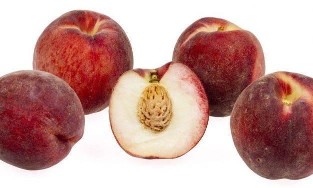 El poder antioxidante del melocotón