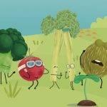 Brócoli Pasión estrena una serie de animación con Brocolín y La Pandi, el nuevo proyecto educativo