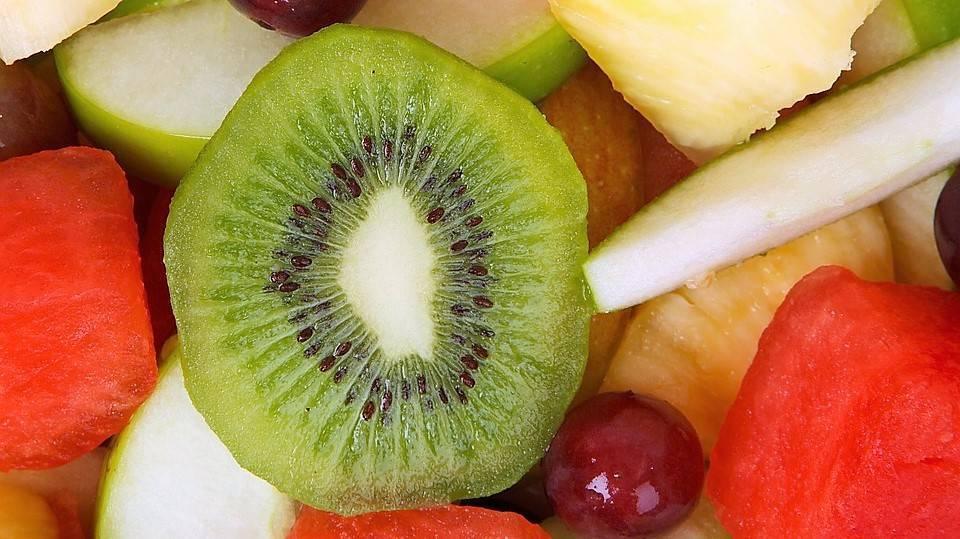 Disfruta de la fruta a cualquier hora, no engorda