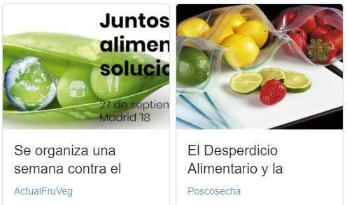 El sector de la alimentación se vuelca en la Semana contra el Desperdicio de Alimentos en España