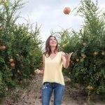 Drª Bellón, embajadora saludable de la Granada Mollar de Elche