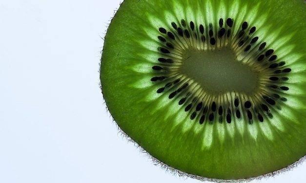¡Incluye en tu dieta el kiwi!