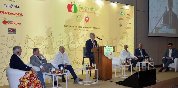Las peras y manzanas europeas esperan una campaña importante