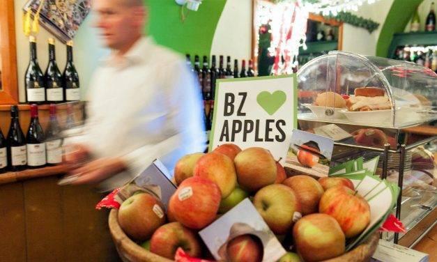 Interpoma es la feria más importante de las manzanas