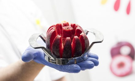 La Manzana 'Red Inside' de Kissabel® en Fruit Attraction