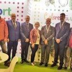 Promoción de las verduras Benihort en Fruit Attraction'18