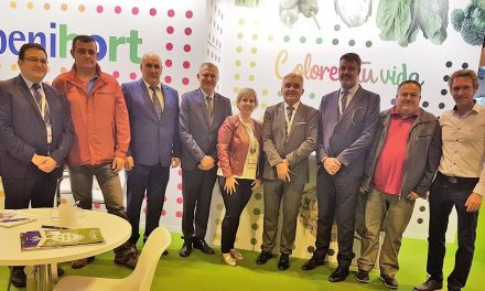 Promoción de las verduras Benihort en Fruit Attraction'18