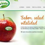 La manzana Livinda y su mensaje  #EllasSonDeAqui