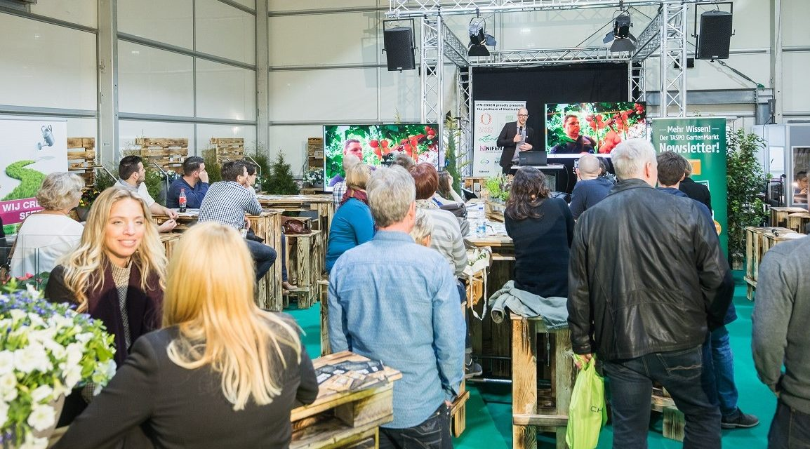 The Fruit, Vegetables & Herbs Days at IPM ESSEN 2019 Focus on Young, Urban Target Groups