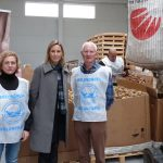 El Banco de Alimentos de Araba recibe de NEIKER-Tecnalia 20.000 kilos de patatas