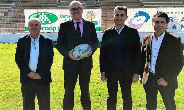 Anecoop patrocinará las Escuelas de Unión Rugby Almería para la temporada 2018-19