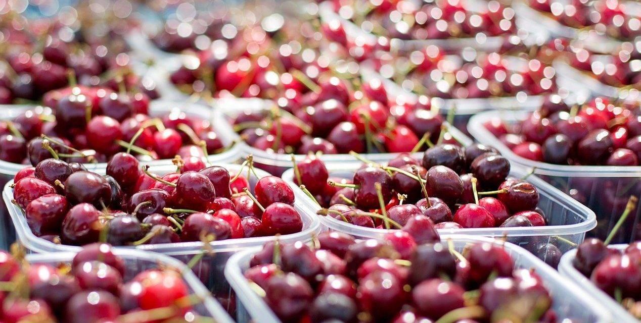 Las cerezas son para el verano