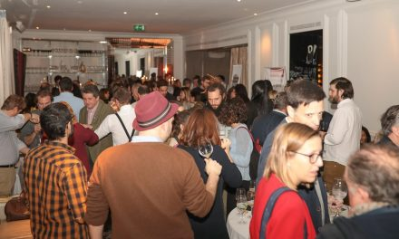 Chefs, proveedores y medios en Gastrónoma en Madrid