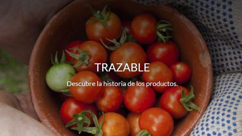 Una app para conocer el valor nutricional de un alimento