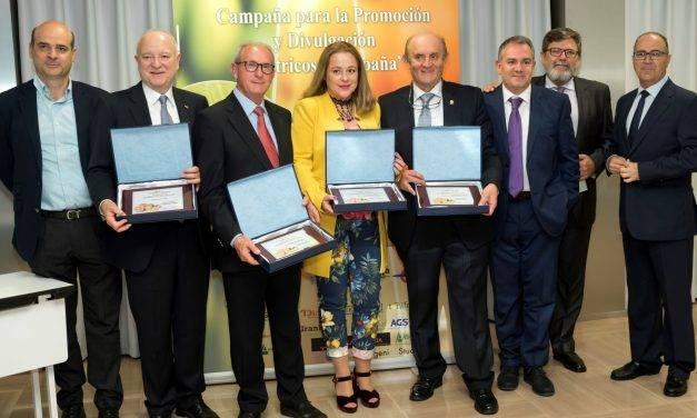 """Los Premios """"Embajadores Cítricos de España"""" triunfan en Valencia"""