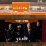 Presentado el cartel de HUERCASA Country Festival 2019