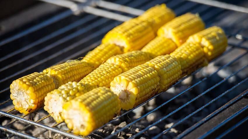 El maíz dulce cocido, disfrutable todo el año