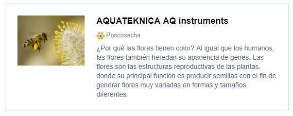 Aquateknica-Poscosecha