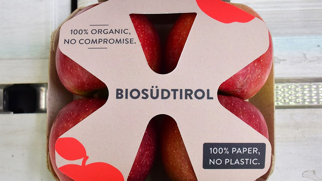 VOG introduces monocardbord plastic-free fruittrays