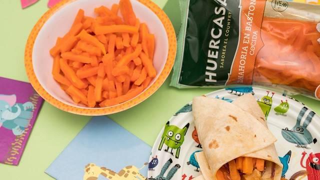 La zanahoria, muy buena cruda y también cocida