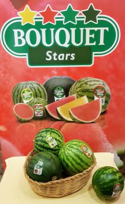 Las Stars de Bouquet son las sandías
