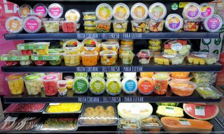 Entre los españoles aumenta el consumo de frutas y verduras