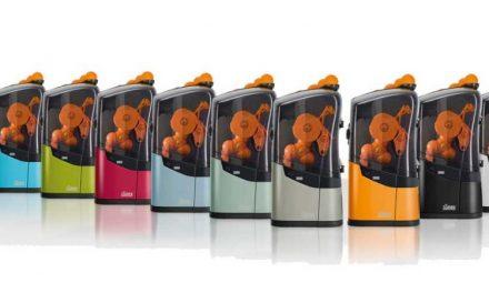 Minex, una exprimidora ideal para el sector HoReCa