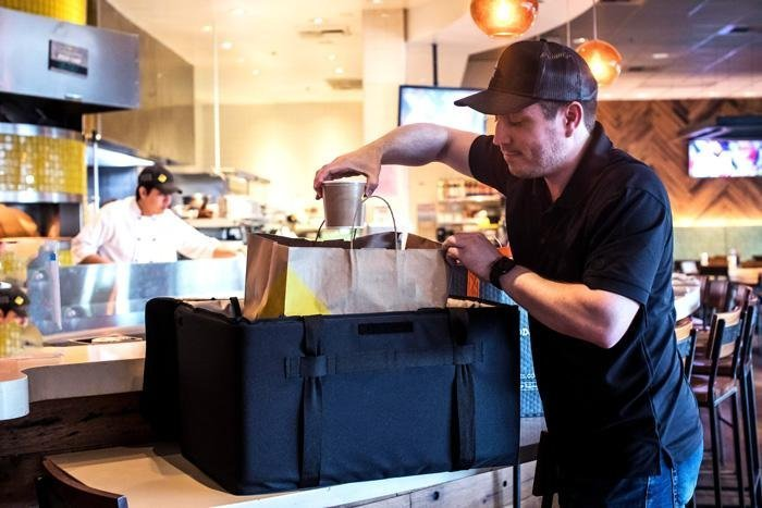 Deliveries of Meals From Restaurants That Arrives Hygienically Impeccable