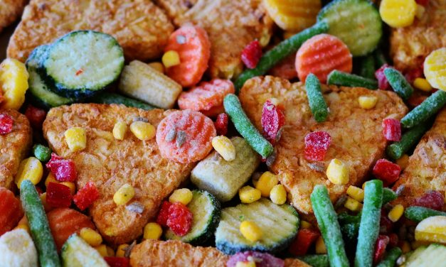 Frozen Vegetables Market Report is Available