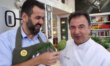 Alcachofa de España surtirá al Restaurante Martín Berasategui