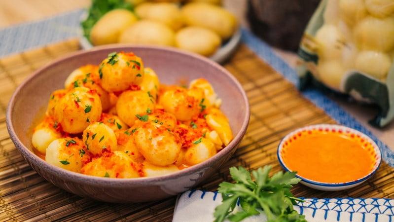 La patata, una aliada en la cocina todo el año