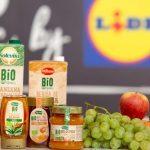 Lidl es el supermercado que más alimentos BIO vende en España