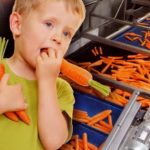 Cómo hacer que los niños coman verduras y hortalizas