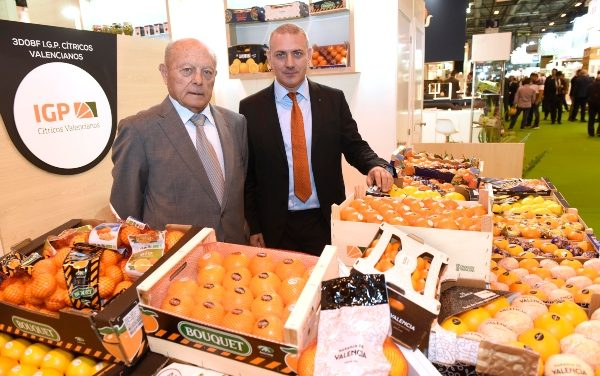 "IGP ""Cítricos Valencianos"" en Fruit Attraction con 15 nuevas empresas"