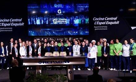 La quinta edición de Gastrónoma en València todo un éxito