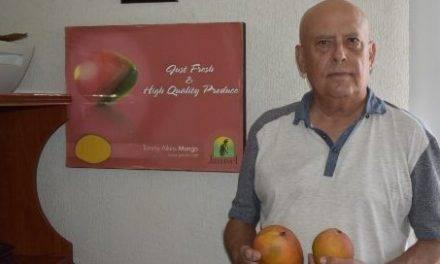 Nuevo presidente de la Asociación de Exportadores de Mangos de México