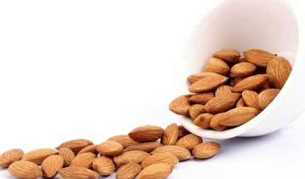 Almendras, un snack que sacía con calidad