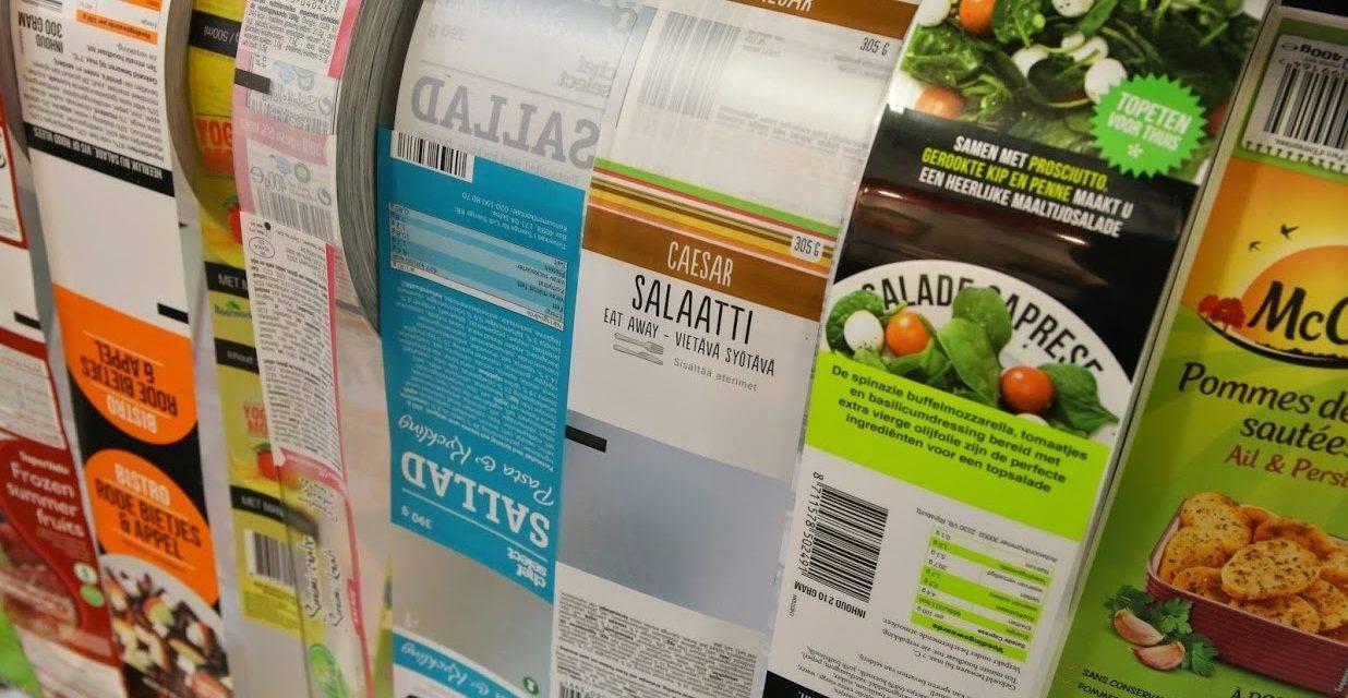 Interés real por el etiquetado de los alimentos