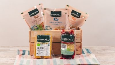 Huercasa presentará sus productos vegetales ecológicos en Fruit Logística