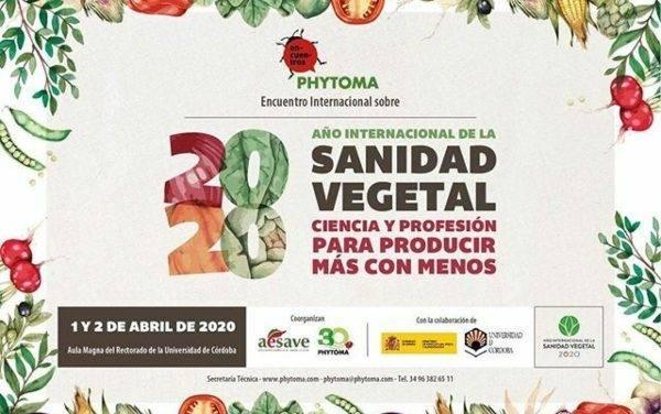 Celebran en España el Año Internacional de la Sanidad Vegetal
