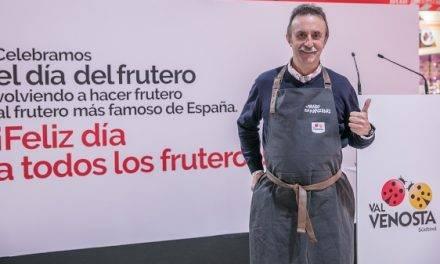 La V edición del 'Día del Frutero' reivindica a estas profesiones