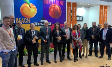 Fruits de Ponent muestra su 'sello' sostenible en Fruit Logistica
