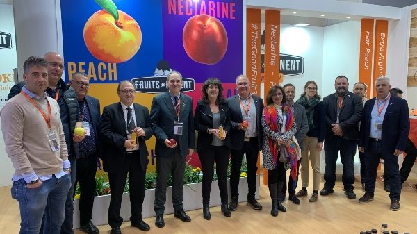 Fruits de Ponent muestra su 'sello' sostenible en Fruit Logistica