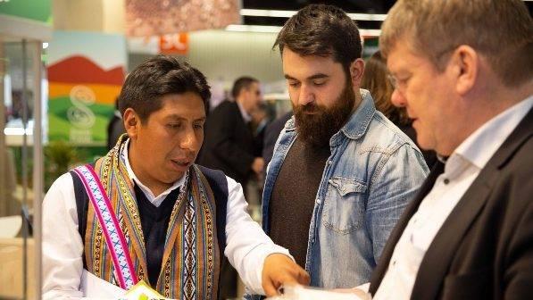 El producto orgánico peruano ha participado en la feria Biofach