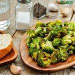 El brócoli, también en la alimentación de los deportistas