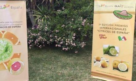 """Los Premios Internacionales """"Cítricos de España"""" triunfan en México"""