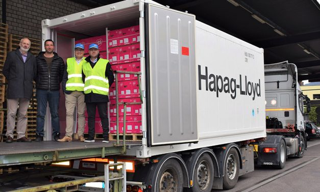 Italian Apples Reach Vietnam With the First Vog Consortium Shipment