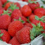 Las fresas no se acaban en primavera, … si quieres la fiesta continua