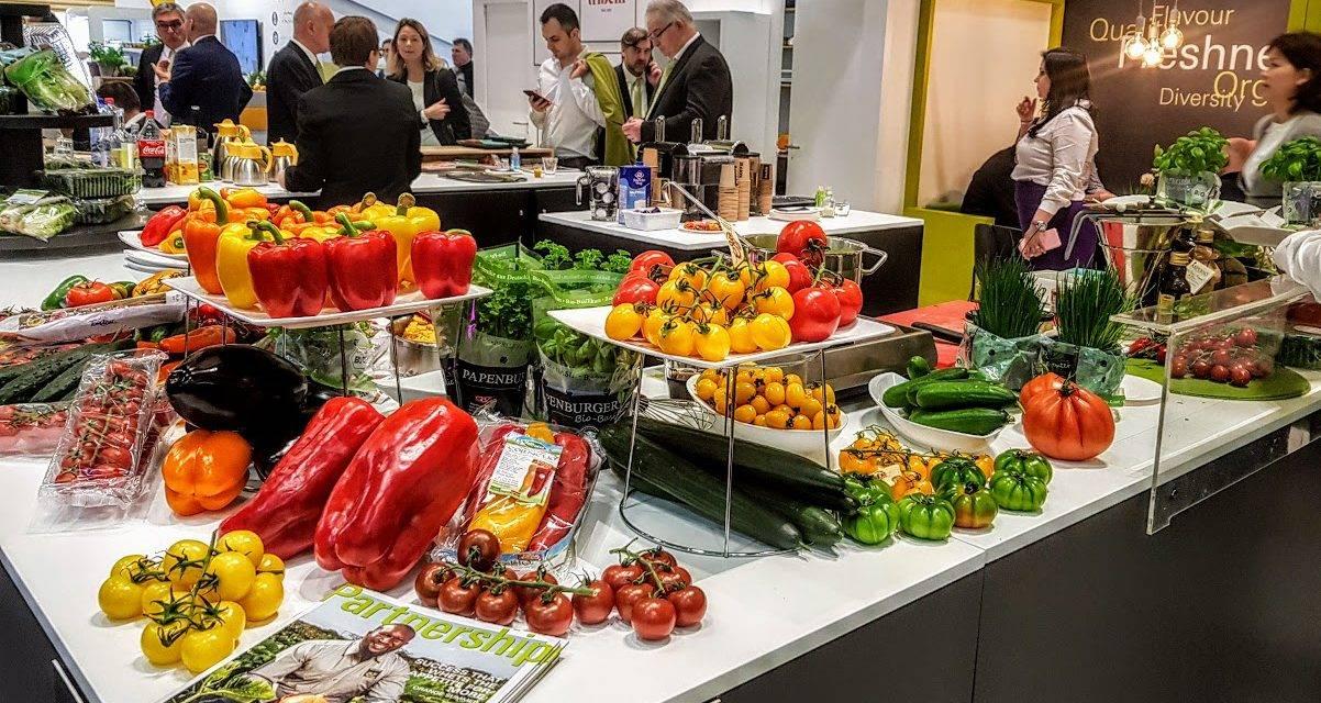 Las frutas y hortalizas en España